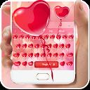 Love Balloon Keyboard Theme APK