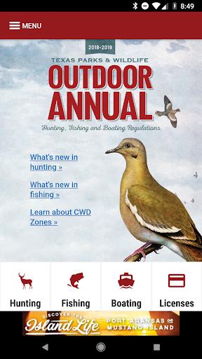 Texas Outdoor Annual  screenshots 1