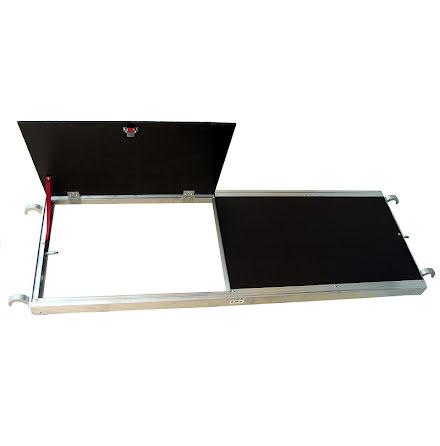 Plattform Jumbo med lucka 178x60cm