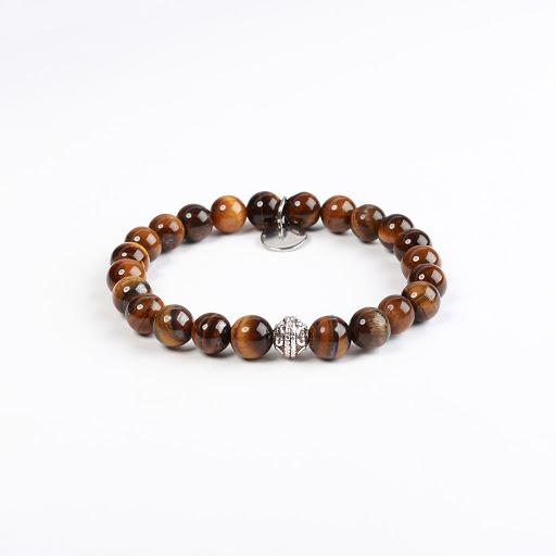 bracelet pierre fine