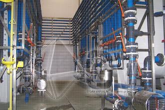 Photo: Gas Vapor S.L. - www.gv.iei.es Instalación de Áreas de Preparacion de Liquidos-Bateria de Valvulas