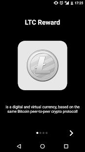 LTC Reward - Earn Free Litecoin - náhled