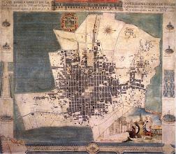 Photo: 1776 Ciudad de México 1778 Casteramini