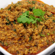 Chicken Kheema Hari Mirch