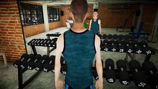 Bodybuilding Simulator: Become a Champion - náhled