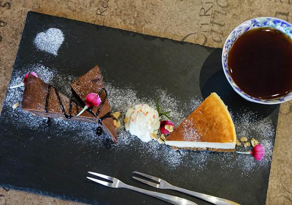 Choosy Gourmet 啡嚐挑剔-特色自家烘焙咖啡X創意手作甜點