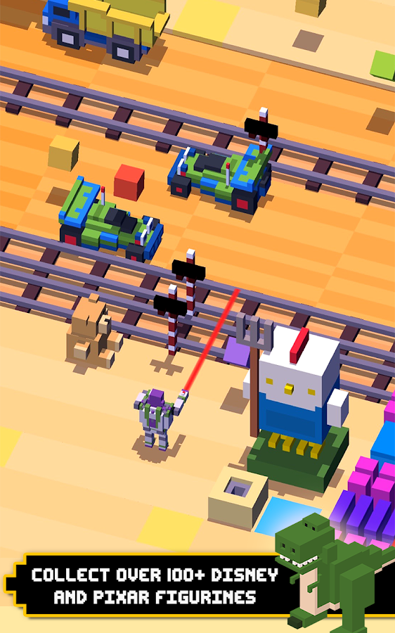 Disney Crossy Road- screenshot