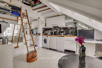 studio à Paris 6ème (75)