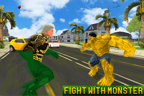 Aqua Hero VS Super Heroes Crime Battle - náhled