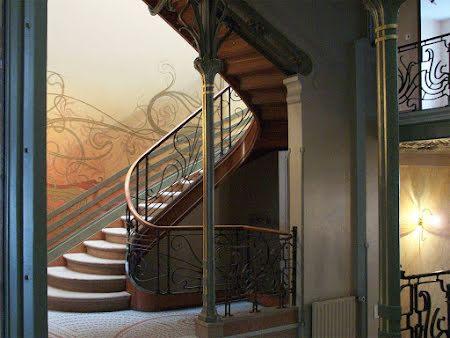 Horta & Art Nouveau in Brussels
