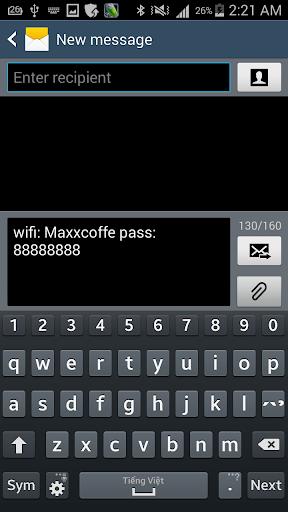 Wifi Password [Root] 2.8.3.1 screenshots 6