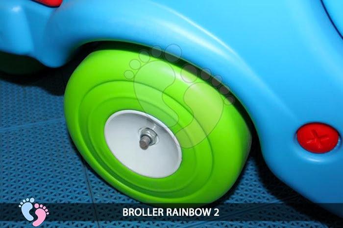 Xe chòi chân Broller Rainbow 2 8