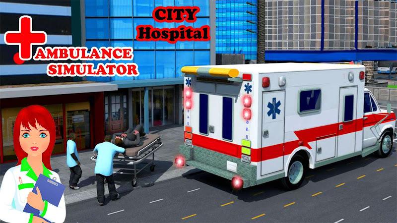 Ambulance Simulator 2019 Cheat APK MOD Download 1.0.1