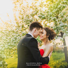 Wedding photographer Elena Balandina (vashfotograf). Photo of 12.06.2017