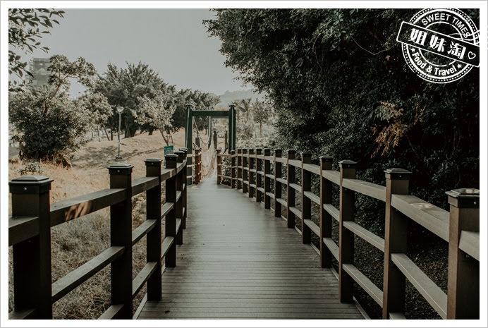 中都濕地公園步道