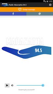 Radio Maranatha 94.5 - náhled
