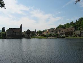 Photo: Au bord de la Dordogne
