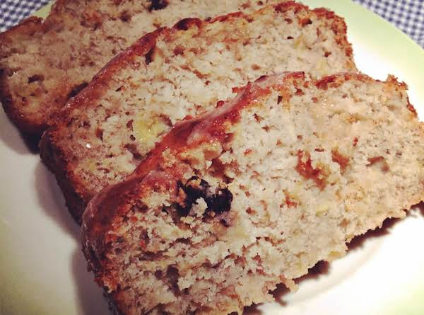 Banana Apple Loaf Recipe