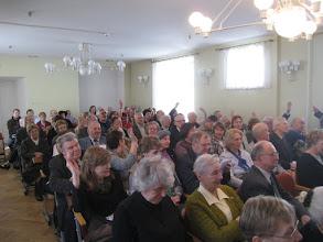 Photo: Käib hääletus ekskursiooni sihtkoha üle.