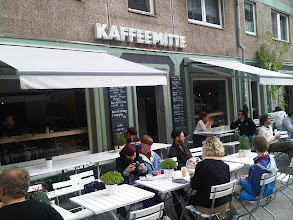 Photo: Kaffeemitte is a Favorite Place in Berlin