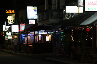 Photo: Day 340 - Street of Bars in Chiang Rai