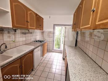 Appartement 3 pièces 56,34 m2