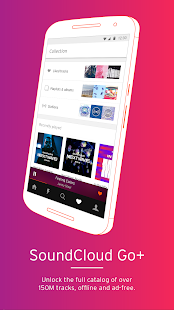 App SoundCloud - Music & Audio APK for Windows Phone