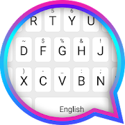 App Chat Line Theme&&Emoji Keyboard APK for Kindle