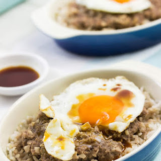 Steamed Rice Egg Recipes