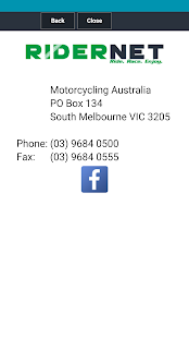 Motorcycling Australia- screenshot thumbnail