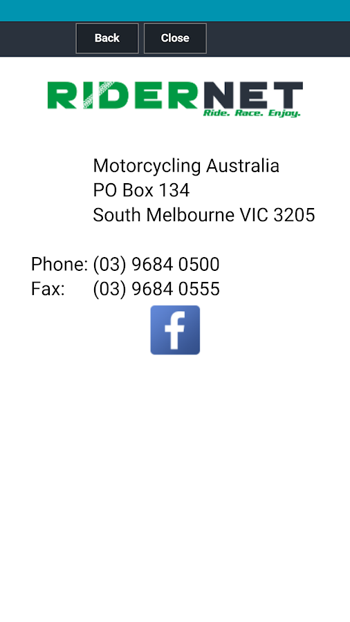 Motorcycling Australia- screenshot