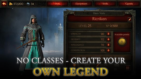 Arcane Quest Legends MOD APK 1.3.0 3
