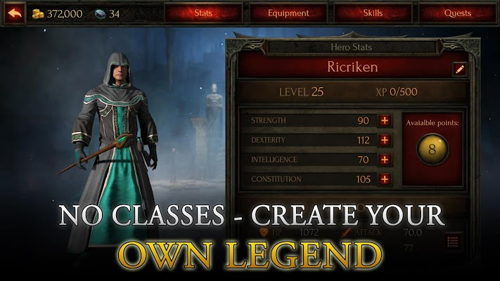 Arcane Quest Legends Screenshot Image