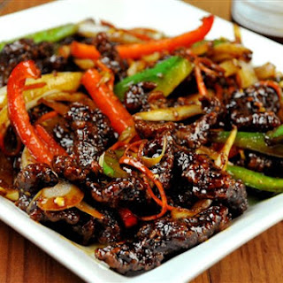 Asian Spicy Beef Recipes