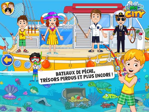 My City : Aventures en bateau screenshot 10