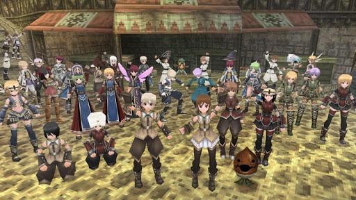 RPG IRUNA Online MMORPG apkmr screenshots 5
