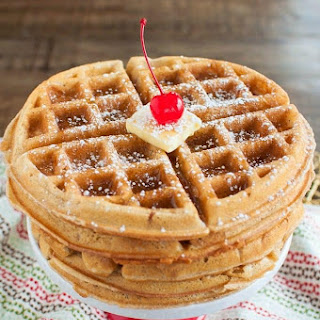 Homemade Waffles Without Milk Recipes.