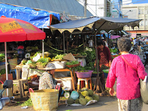 Photo: Year 2 Day 31 - Vinh Long Market