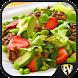 サラダのレシピ:栄養とヒントのある健康食品