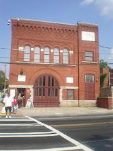Photo: Firestation on Auburn avenue near MLK center and home