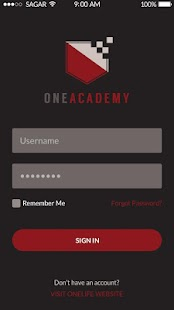 OneAcademy- screenshot thumbnail