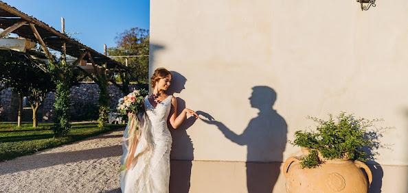 Bröllopsfotograf Anna Evgrafova (FishFoto). Foto av 15.11.2017