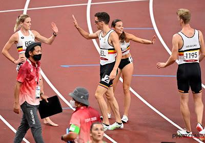 Belgian Hammers in top vijf in triatlon, Belgisch record voor Couckuyt, tennisfinale bij de vrouwen