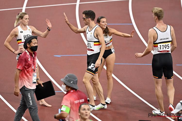 Polen verrassende winnaar in 4x400m, België 5e in nieuw nationaal record
