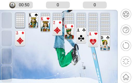 玩免費紙牌APP|下載接龍 Gold(Klondike Solitaire) app不用錢|硬是要APP