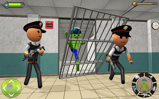 Stickman Incredible Monster : Hero Prison Escape screenshots 5