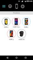 Screenshot of Treinamento Motorola