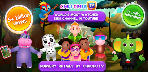 Chuchu tv lite top 50 kids nursery rhymes videos apps on google play ccuart Image collections