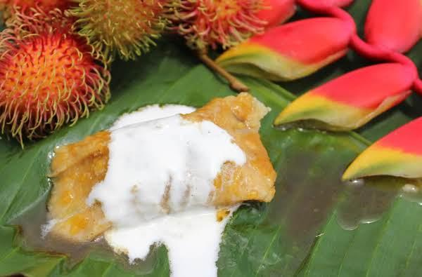 Bakerchet's Guava Duff Recipe