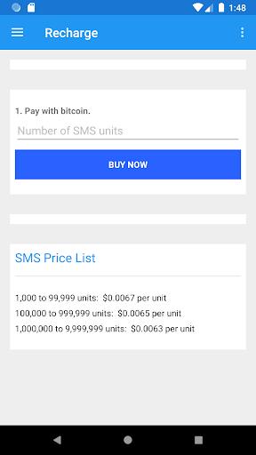 sms bulk bitcoin